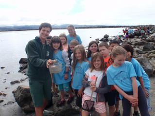 Marine Science Camp: Interns and Volunteers