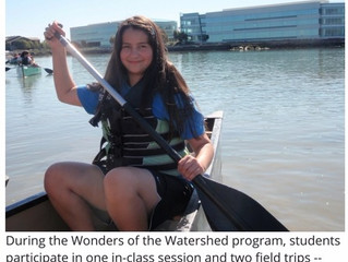 Bring the Wonders of Watersheds Alive For Students