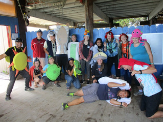 Marine Science Camp: Staff training!