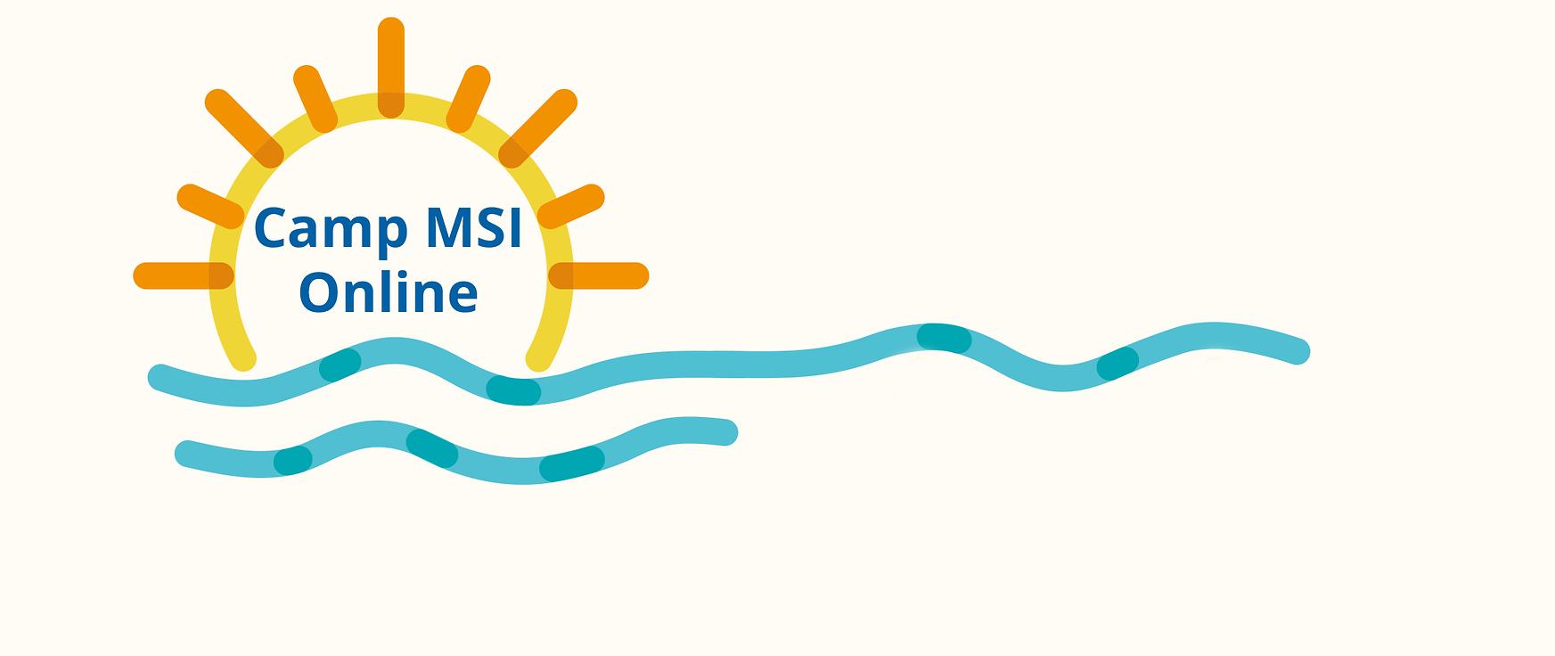 Camp MSI Online Logo