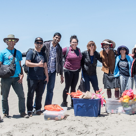 Wanted: Adult Volunteers to Support Kid's Ocean Day Beach Cleanup