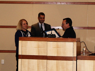 Redwood City Council Recognizes Marine Science Institute  for Outstanding Service to Community
