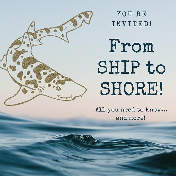 Ship to Shore Teacher Event