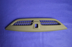 Interior Class A - Defroster Grill Paint