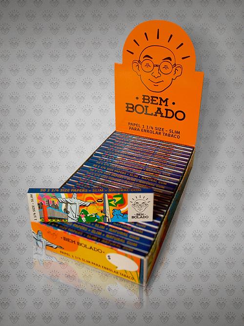SEDA POP BB ORIGINAL 1 1/4 SLIM
