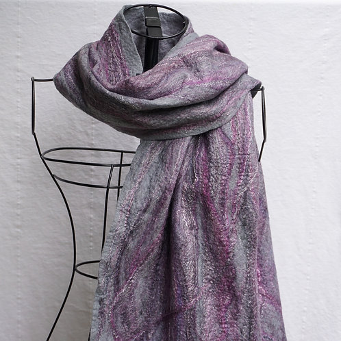 Merino wool felt wrap