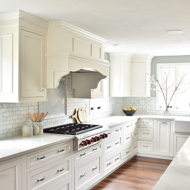Pretty layers of textural whites and gra