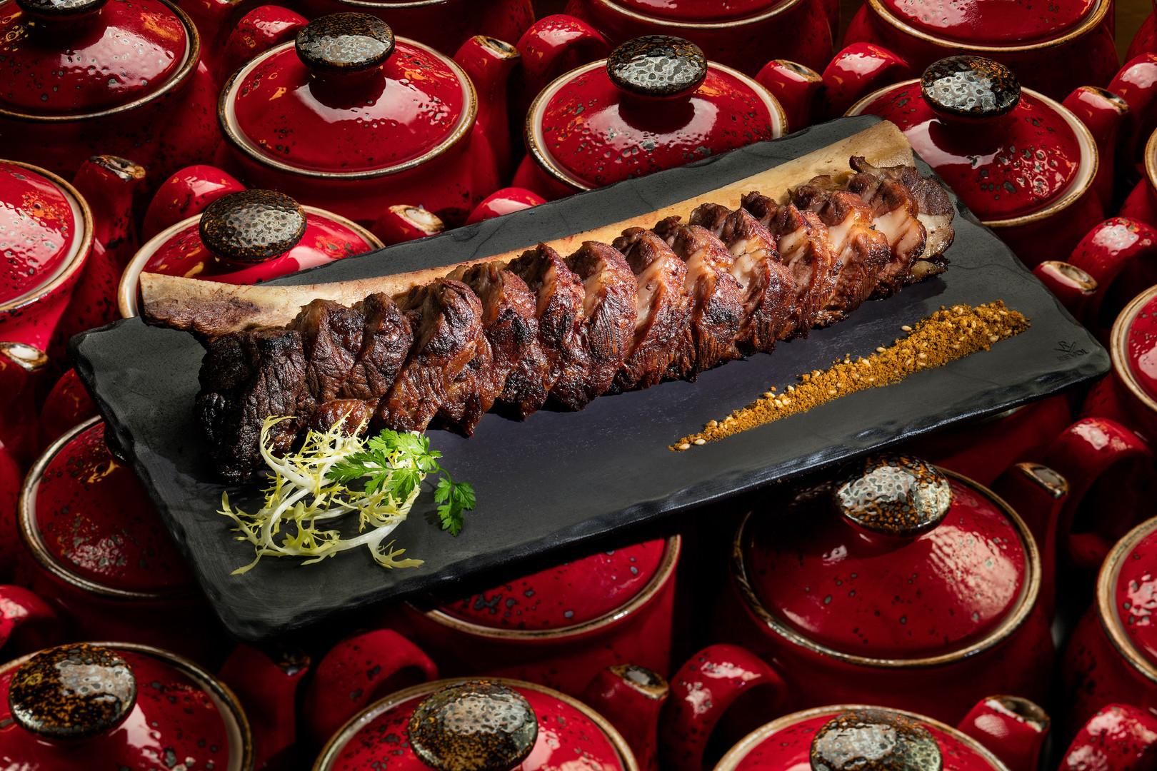 Bi Ying - Genghis Khan Roast US Beef Sho