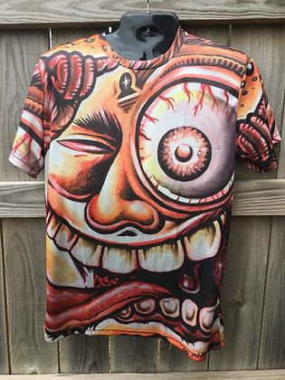 """Unlocked"" T-Shirt by Nick Fozzy"