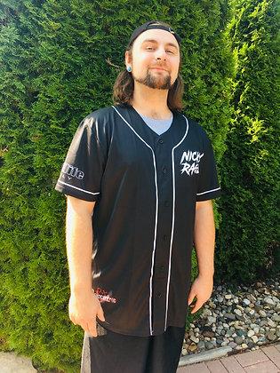 Nicky Rage Baseball Jersey PRE-SALE