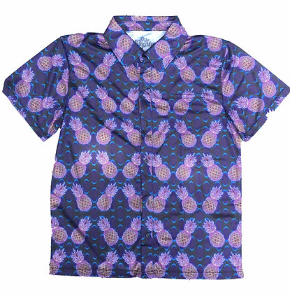 """""""Phineapple"""" Button-Up"""
