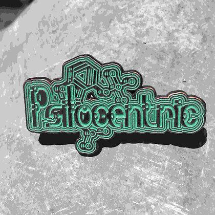 Psilocentric Logo Pin V3