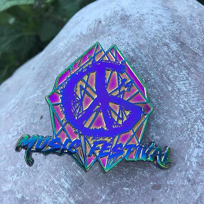 G14 Music Festival Logo Pin