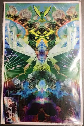 """Psyrate"" 11x17 Print"