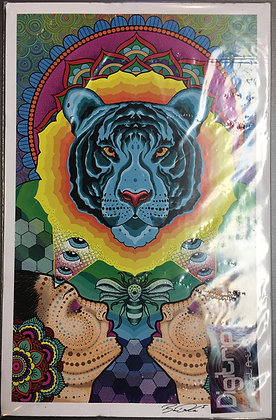 """Eye of the Tiger"" 11x17 Print"