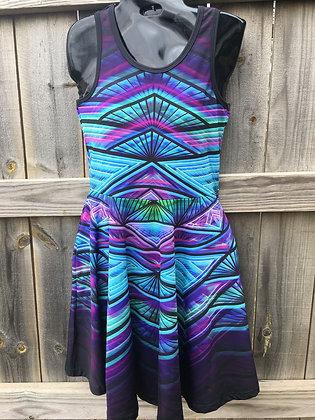 """High Tressle"" Swing Dress"