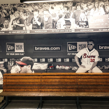 Atlanta Braves, Truist Park, Chipper's Hot Corner Pub