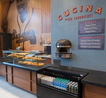 Atlanta Braves, Truist Park, Infinity Club