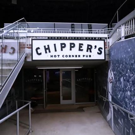 Atlanta Braves, Truist Park, Chipper's Hot Corner Pub