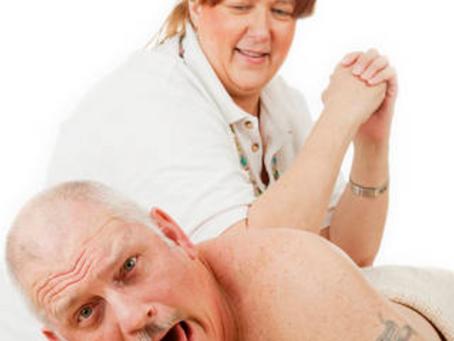 Episode 4: Is it okay if my massage hurt?