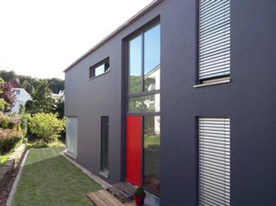 Neubau des Wohnhaus E52