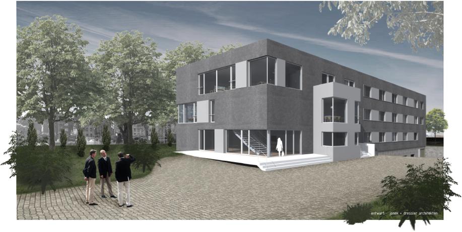 Bürohaus Künker | Visualisierung