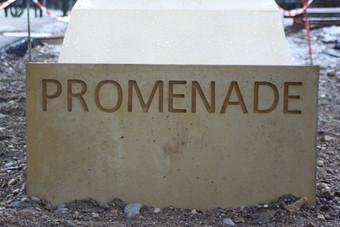 Promenade Uni-Campus Augsburg