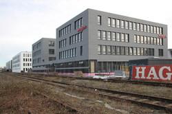 G13 Haus II - kurz vor Fertigstellung