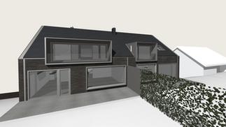 Sanierung und Umbau eines Mehrfamilienhauses