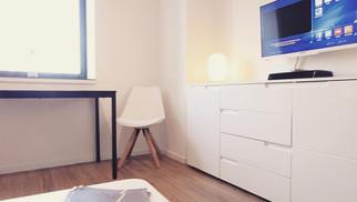 Umgestaltung eines Appartements