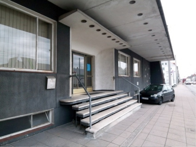 """Sanierung der Denkmalgeschützen ehem. Wäschefabrik """"Bäumer"""""""