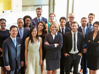 היתרונות הכלכליים של העסקת אנשים ששונים ממך או במילים אחרות -גיוון תעסוקתי