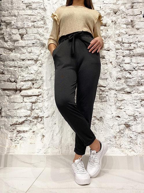 C218 Pantalon crep Stiava