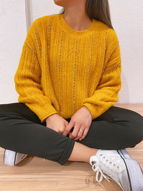 767 Sweater Tachas Abril
