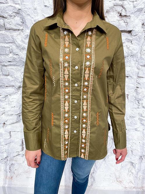 C634 Camisa Bordada II   II Liestal