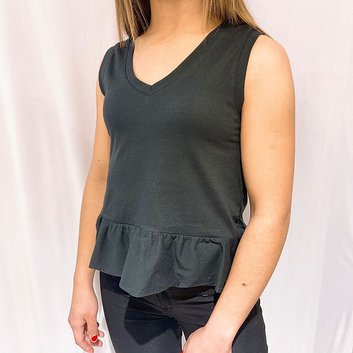 C192 MUSCULOSA JERSEY ESCOTE V MELY