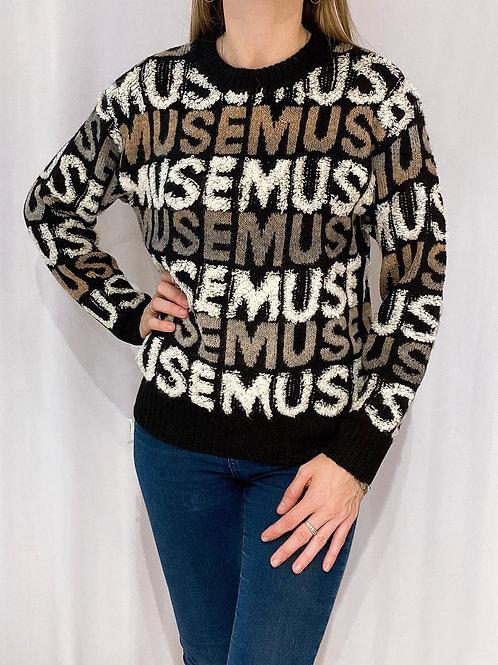 C760 Sweater Muse Laserre