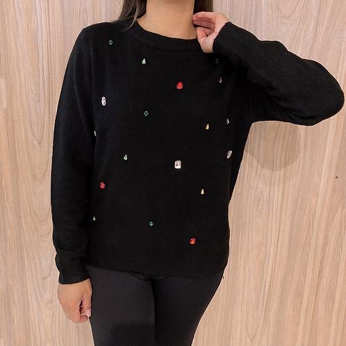 C718 Sweater gemas Khloe