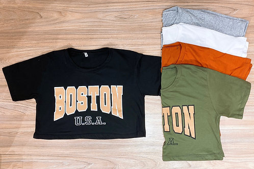 C763 Remera Jersey Boston