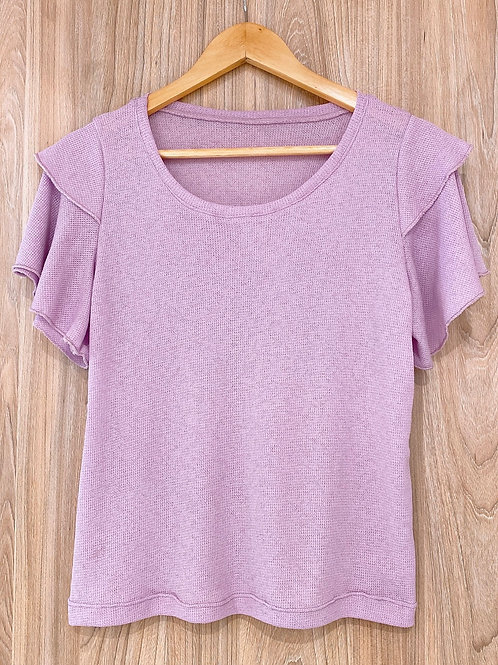 C384 Remera waffle Ceres