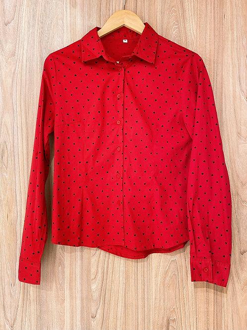 C50 Camisa Corazones
