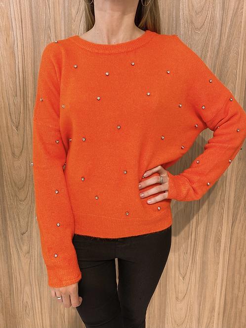 C717 Sweater tachas Ruth