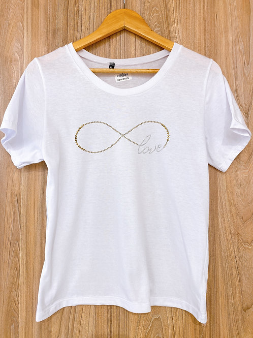 C371 Remera Infinite Love