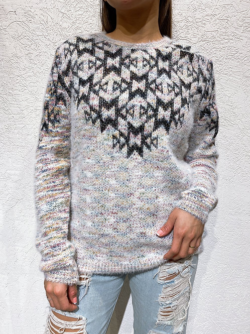 C796 Sweater Rombo
