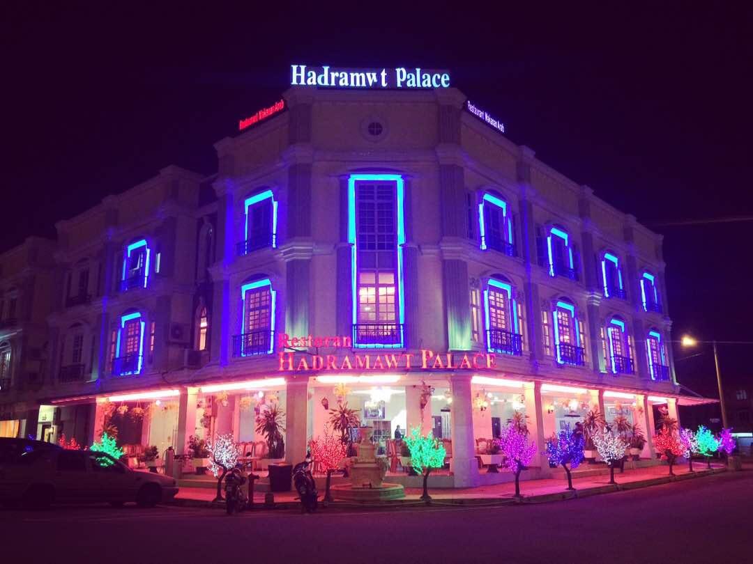 Hadramawt Palace Melaka