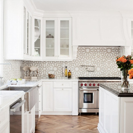 Tips & Tricks: How to Choose the Perfect Kitchen Backsplash