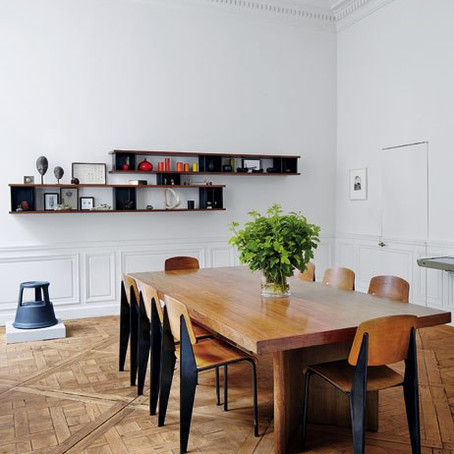 A New (Old) Trend: Gorgeous Parquet Floors