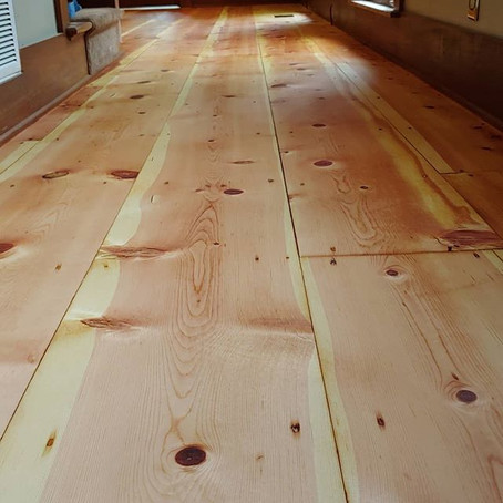 What to Expect When Refinishing Hardwood Floors