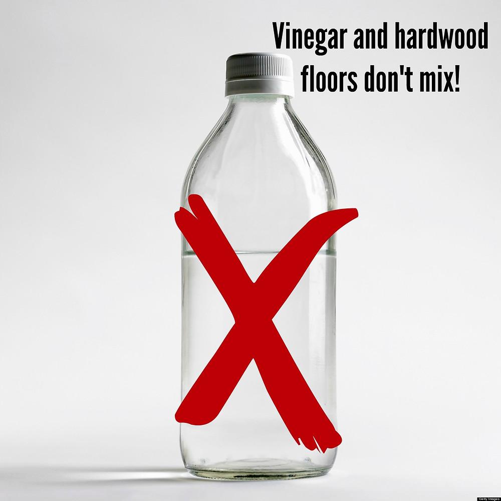 how clean hardwood floors