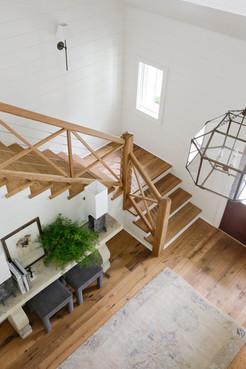 Reclaimed White Oak Floors